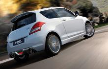 10 drivers' cars for under £2000 - Suzuki Swift Sport