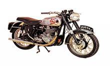 BSA B32 1955 - 1957