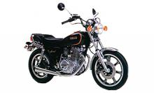 Yamaha XS360 1975 - 1984