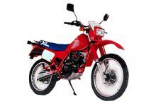 Honda XR100 1981-1987