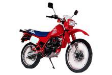 Honda XR 80 1979 - 1987