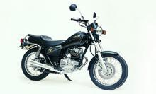 Yamaha SR125SE 1982 - 1985