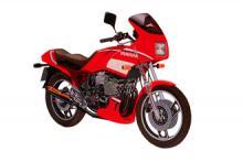 Yamaha FZ600 1986 - 1988