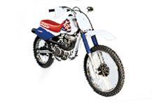 Honda CRF100F 2004-2013