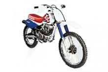 Honda R100R 1985-2003