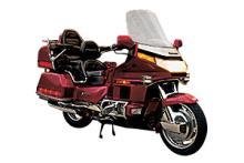Honda Gold Wing 1988-2000