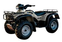 Honda Rubicon 2005-2011