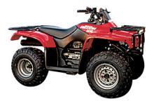 Honda TRX250EX Strax 2001-2009