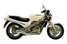 Honda NTV600 Revere 1988-1992