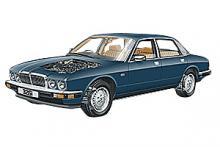 Jaguar Sovereign 1968 to 1994