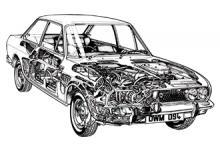 Fiat 124 1968-1978