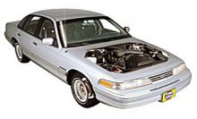 Ford Crown Victoria (92-11)
