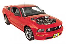 2006 ford mustang service manual