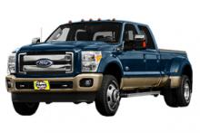Ford F-350 Super Duty 2011 to 2016