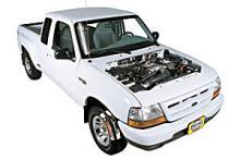 Ford Ranger 1993 - 2011
