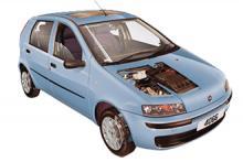 Fiat Punto 1999 to 2003