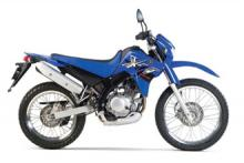 Yamaha XT125R 2005 to 2009