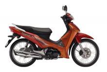 Honda ANF125 Innova Scooter 2003 - 2012