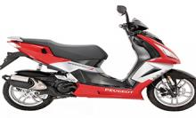 Peugeot Speedfight 3 2009 - 2014
