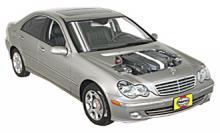Mercedes-Benz C350 (01-07)