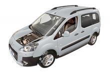 Peugeot Partner Diesel 2008 - 2016