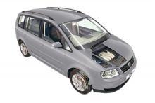 VW Touran Diesel 2003 - 2015