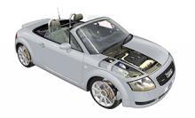 Audi TT Image