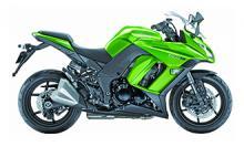 Kawasaki ZX1000SX 2011 to 2016