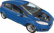 Ford Fiesta 13 - 17