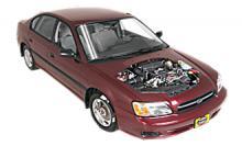 Subaru Baja (00-09)