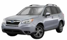 Subaru Forester 2009 to 2016
