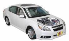 Subaru Legacy 2010 to 2016