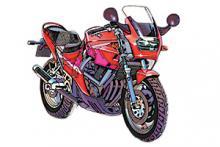 GSX750F Katana
