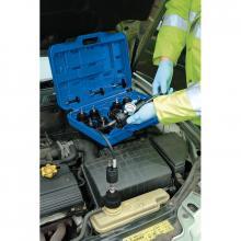 pressure tester car