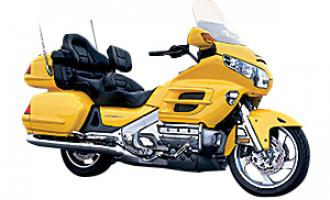 Honda GL1800 Gold Wing 2001-2010