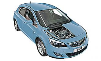 2009 - 2013  fusebox and diagnostic socket locations  astra