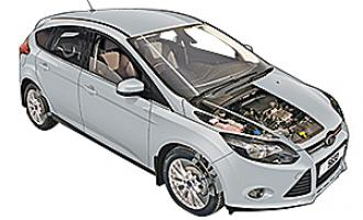 2013 ford focus manual transmission fluid