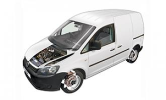 Volkswagen Caddy 2004 to 2015