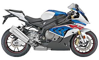 BMW S1000RR 2010 to 2017