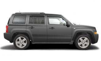 Jeep Patriot 2007-2011 Image