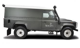 Land Rover Defender 2007-2011 Image