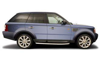 Land Rover Range Rover 2001-2007 Image