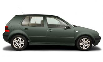 Volkswagen Golf 1997-2004