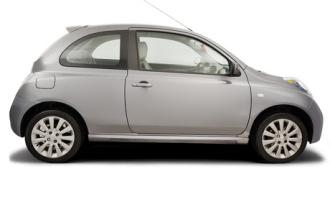 Nissan Micra 2010-* Image