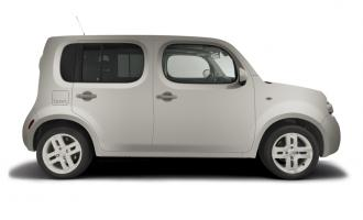 Nissan Cube 2009-2011 Image