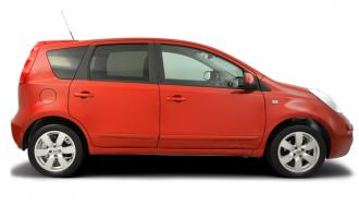 Nissan Note 2006-2013 Image