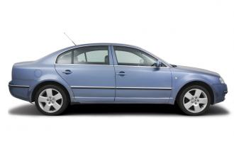Skoda Superb 2002-2007 Image