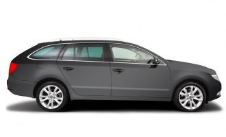 Skoda Superb 2008-2015 Image