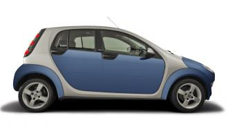 Smart ForFour 2004-2008 Image