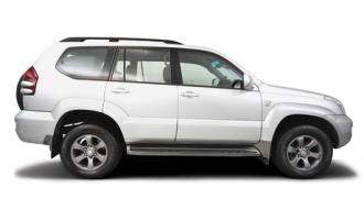 Toyota Land Cruiser 2002-2009